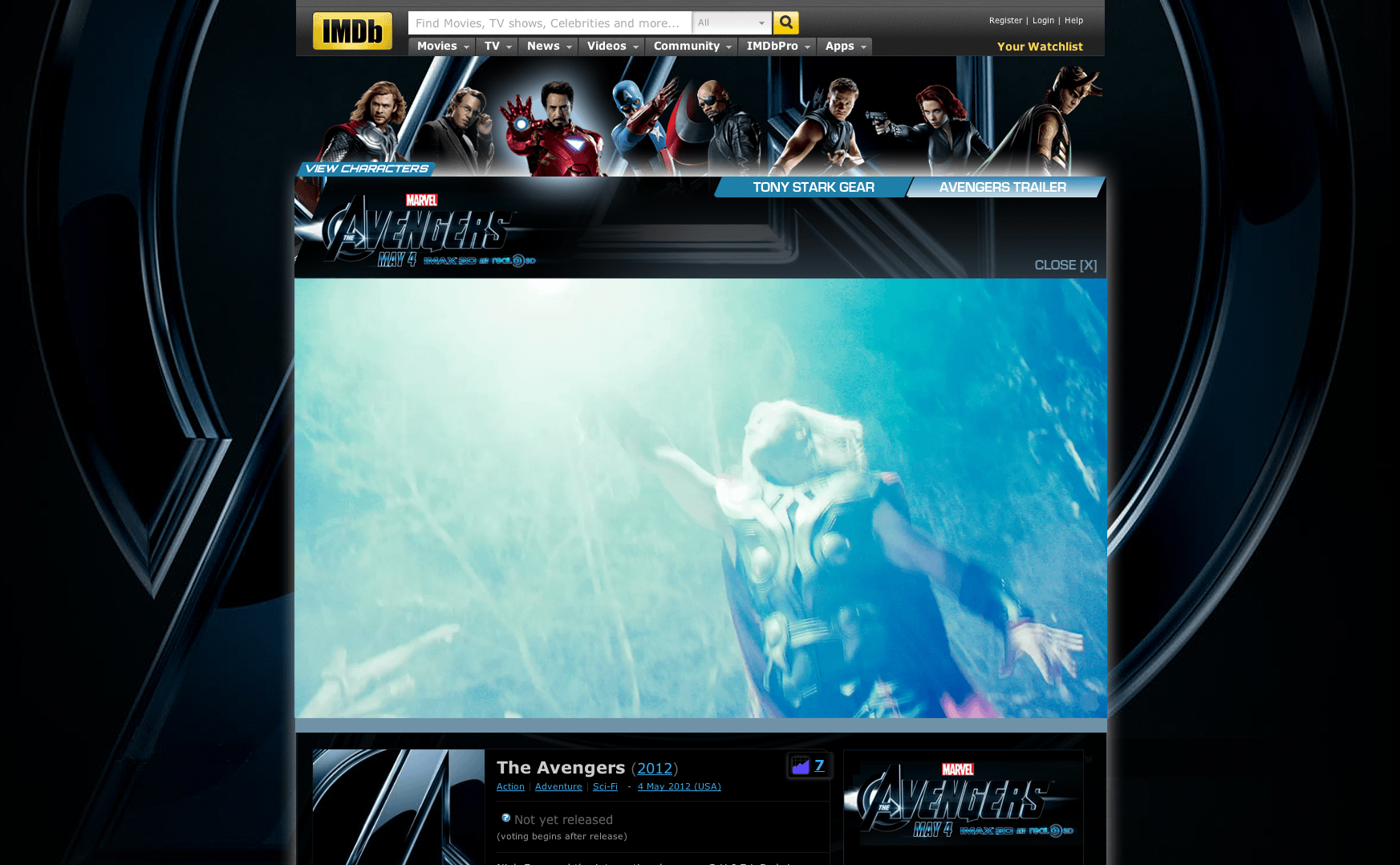 imdb advertising design · mo create  for amazon com on imdb a pop secret quiz concept integration using imdb movie trivia and rich media executions for e t 30th anniversary blu ray